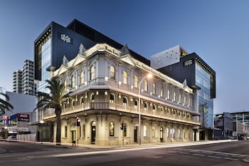 墨爾本飯店 The Melbourne Hotel