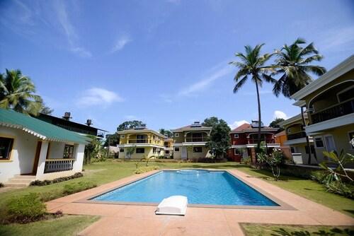 TripThrill Costa Holidays 2BHK Apartment, South Goa