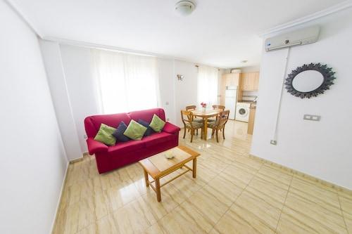 Torrevieja - Homely Apartments Blasco Ibañez - z Gdańska, 13 kwietnia 2021, 3 noce