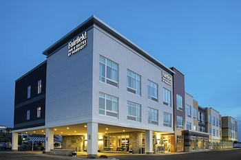 Hotel - Fairfield Inn & Suites by Marriott Duluth Waterfront