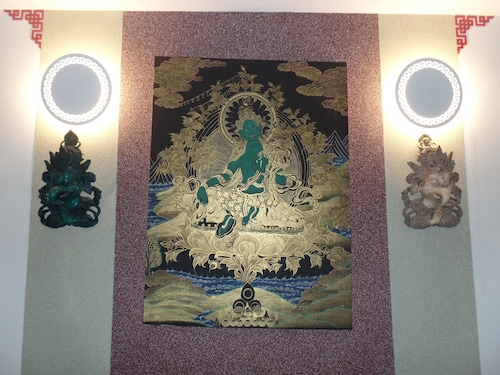 The Lindsay Cheu Den, East Sikkim