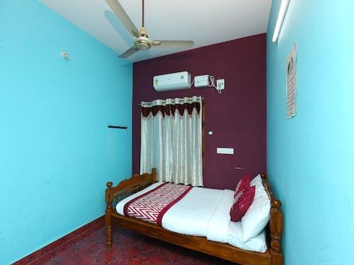 OYO 10095 Home Green View 3BHK Aurovile Beach, Puducherry
