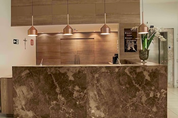 瓦吉尼亞皇家咖啡廳飯店溫德姆 TRYP 飯店 TRYP by Wyndham Varginha Cafe Royal