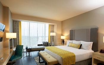 Guestroom at Live! Casino & Hotel – Baltimore/Washington BWI Airport in Hanover