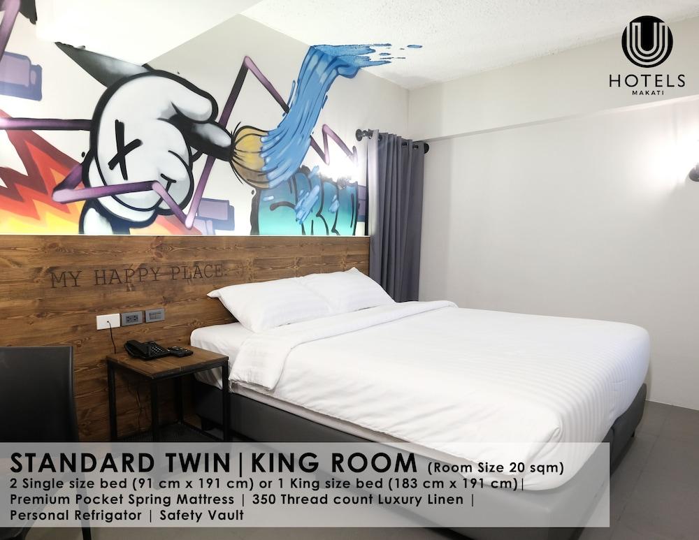 U Hotels Makati, Makati City
