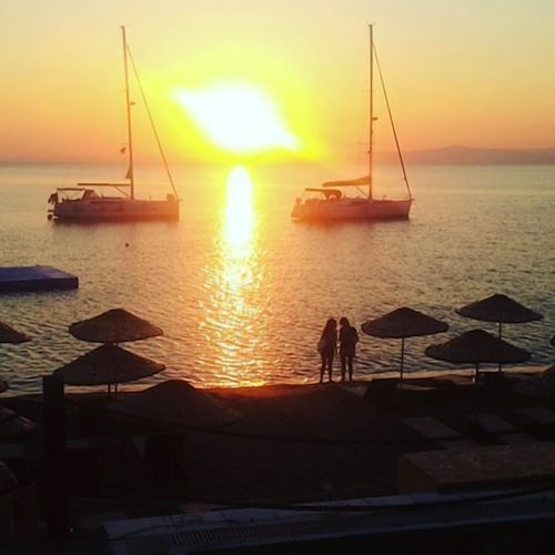 Ayanya Beach & Bistro Bungalows, Marmara