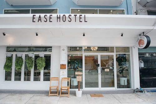 Ease Hostel,Centara Grand at Central Plaza Ladprao