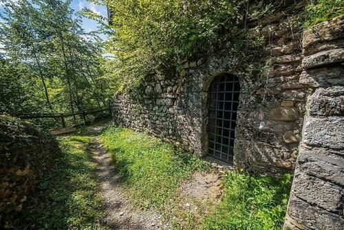 Castello di Zumelle, Belluno