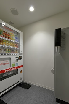 TMARK CITY HOTEL TOKYO OMORI Vending Machine