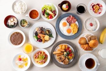 TMARK CITY HOTEL TOKYO OMORI Breakfast buffet