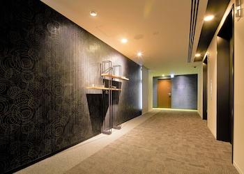 TMARK CITY HOTEL TOKYO OMORI Hallway