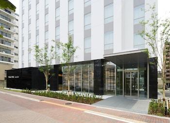 TMARK CITY HOTEL TOKYO OMORI Property Entrance