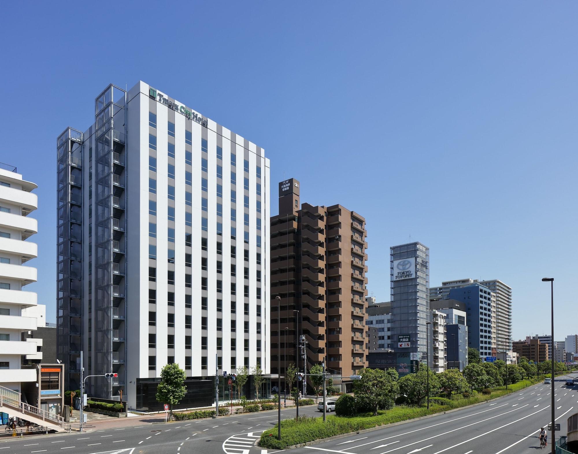 Tmark City Hotel Tokyo Omori, Shinagawa