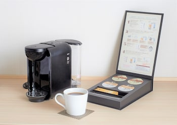 TMARK CITY HOTEL TOKYO OMORI Coffee and/or Coffee Maker