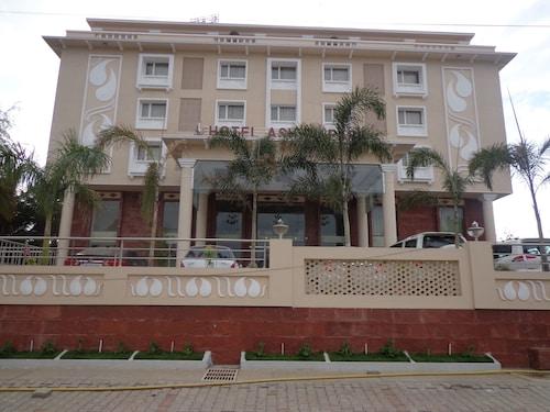 . Hotel Ashwa Park