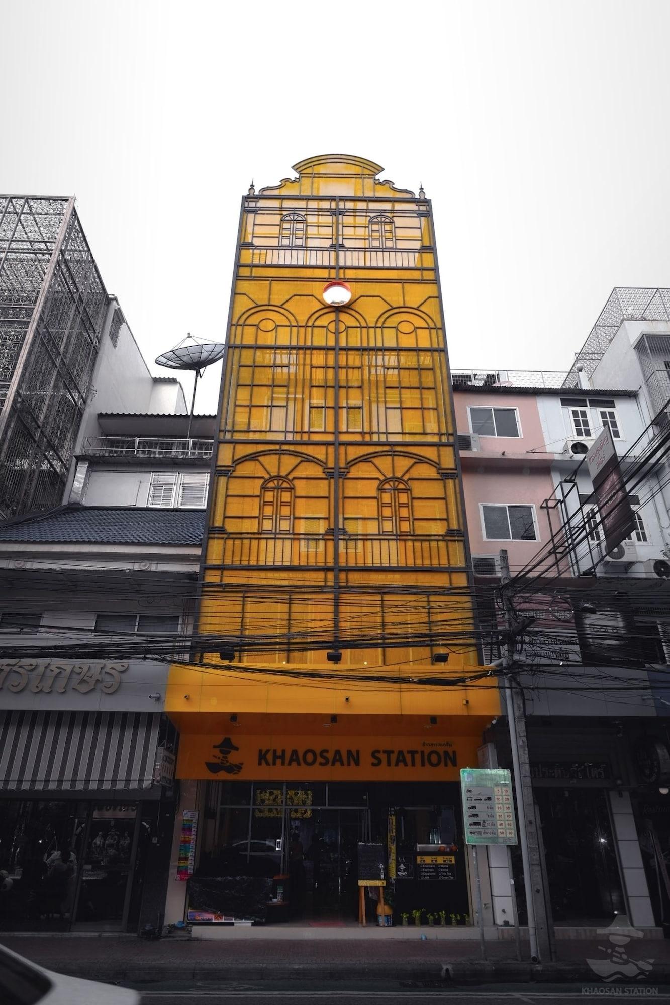 Khaosan Station - Adults Only, Phra Nakhon