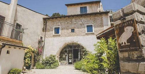. Residenza storica Le Civette