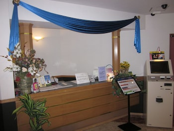 HOTEL ESSOR - ADULT ONLY Reception