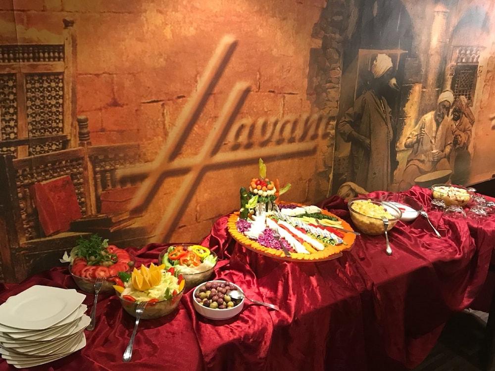 ハバナ ホテル カイロ