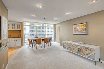 Open Modern Layout Breathtaking Downtown Views! photo