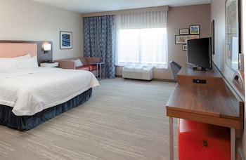 Kansas City Vacations - Hampton Inn & Suites Overland Park South - Property Image 1