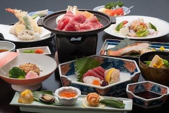 KOTOBUKIROU RINSUITEI Food and Drink