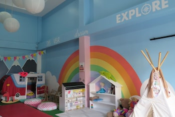 THE MANSION Childrens Play Area - Indoor