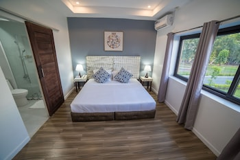 THE MANSION Guestroom