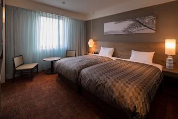 スタンダード ツインルーム|24㎡|ソレスト高千穂ホテル