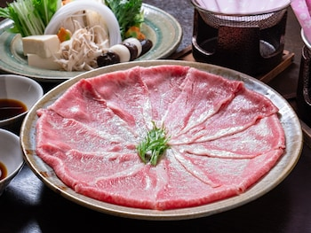 Japanese Style Room, Great view, Dinner for Saga beef and Sukiyaki, Check-in until 6PM