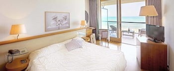 Tek Büyük Yataklı Oda, Deniz Manzaralı