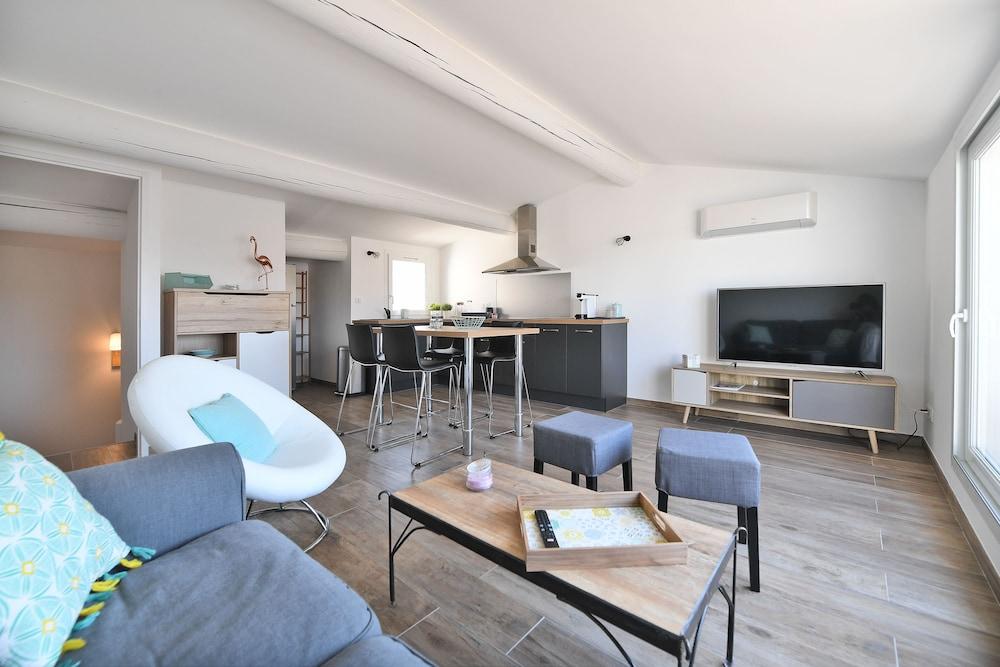 Appartement 2 L'Abrivado