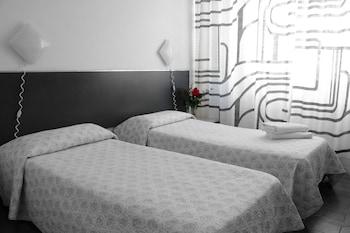 Classic Tek Büyük Yataklı Oda, 2 Tek Kişilik Yatak, Sigara İçilmez, Banyolu/duşlu