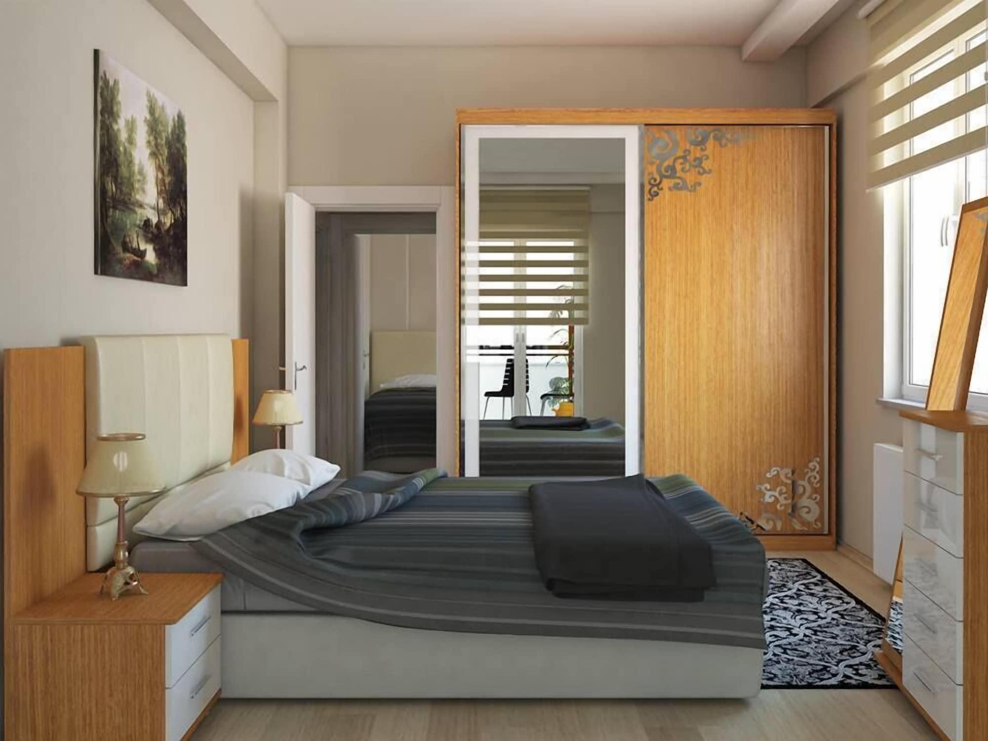 Efra Suite Hotel, Hacılar