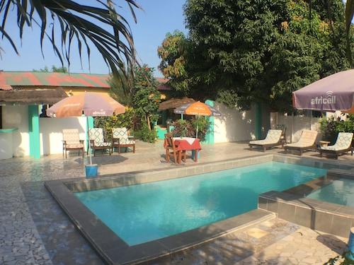 Mango Lodge, Kombo Saint Mary