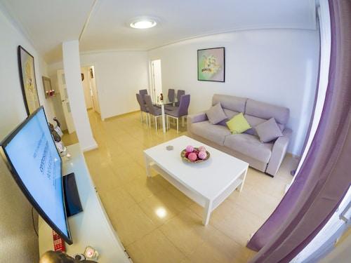 Torrevieja - Homely Apartments Playa Del Cura - z Gdańska, 13 kwietnia 2021, 3 noce