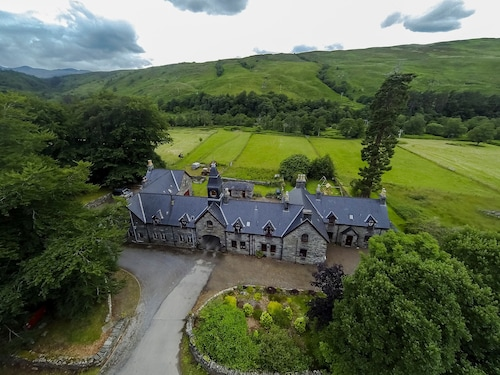 Braemore Square Country House, Highland