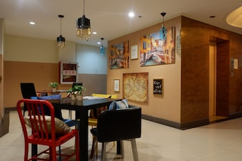CEBU BUDGETEL - IT PARK CITY CENTER - HOSTEL Interior