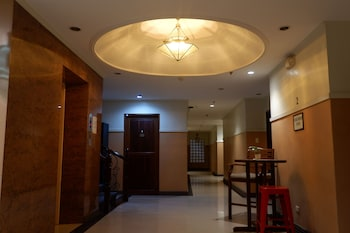 CEBU BUDGETEL - IT PARK CITY CENTER - HOSTEL Hallway