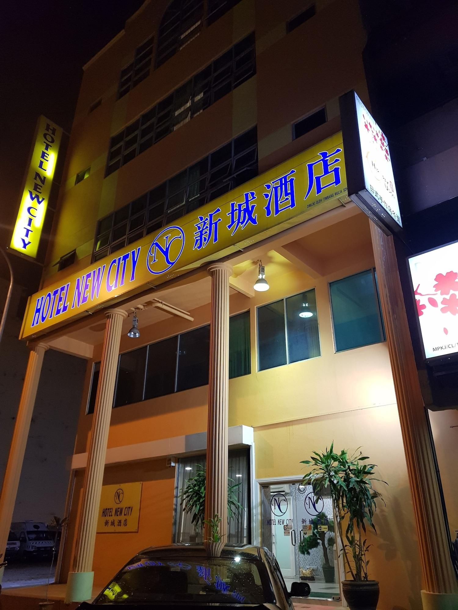 New City Hotel, Hulu Langat
