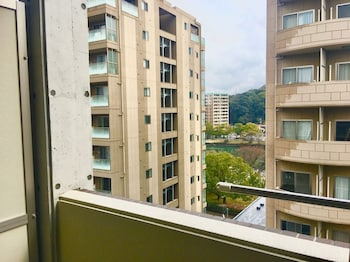 HIROSHIMA CRANE PEACE TOWER City View
