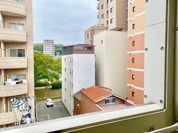 HIROSHIMA CRANE PEACE TOWER Balcony View