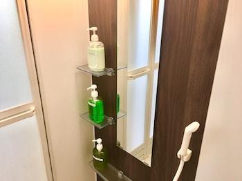 HIROSHIMA CRANE PEACE TOWER Bathroom Shower