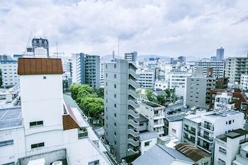 HIROSHIMA CRANE PEACE TOWER Room