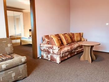 Comfort Apart Daire, 2 Yatak Odası, Balkon, Şehir Manzaralı