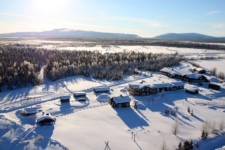 Hotelli Taivaanvalkeat, Lapland