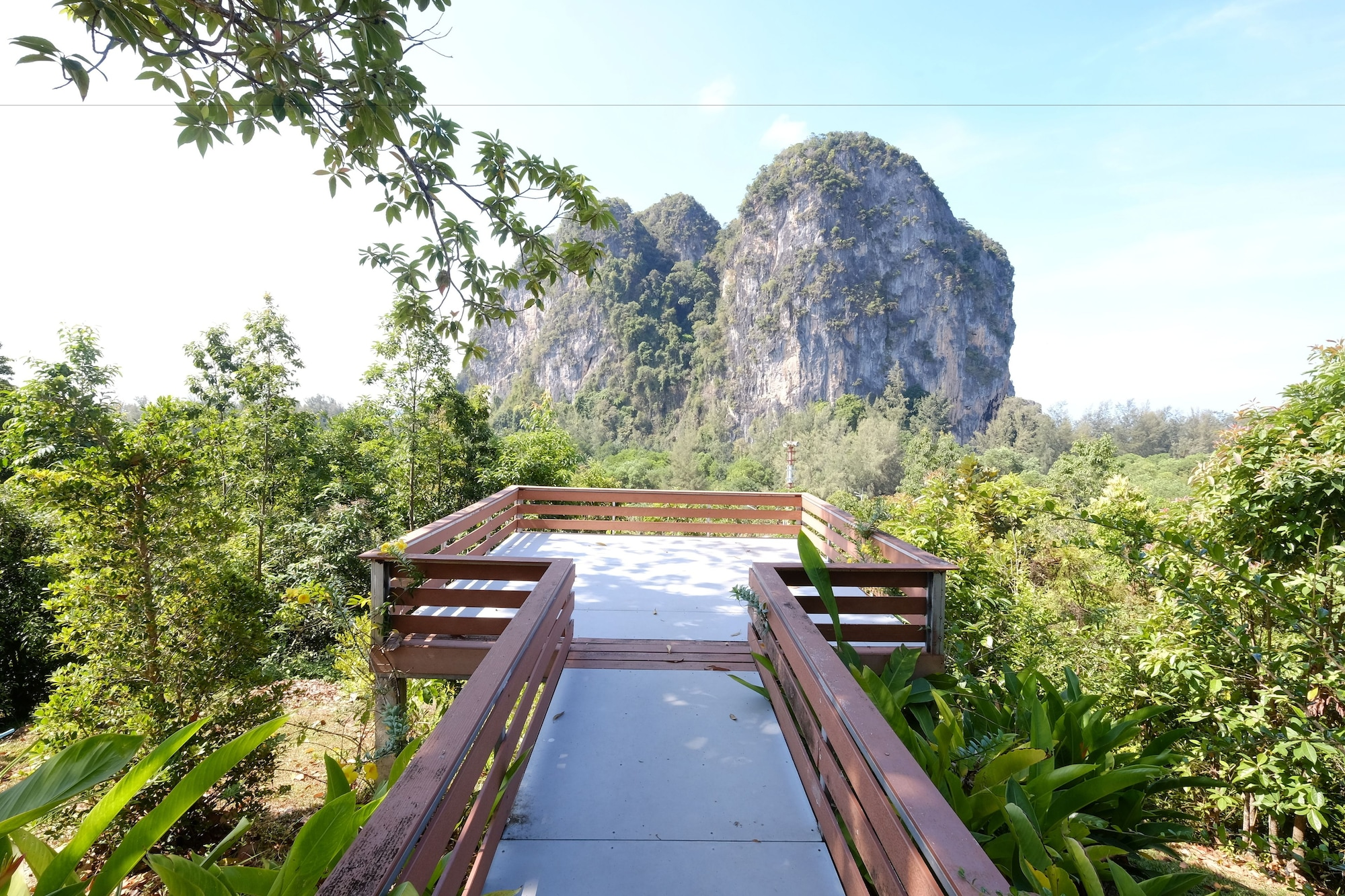 Heaven Hill Resort, Kantrang