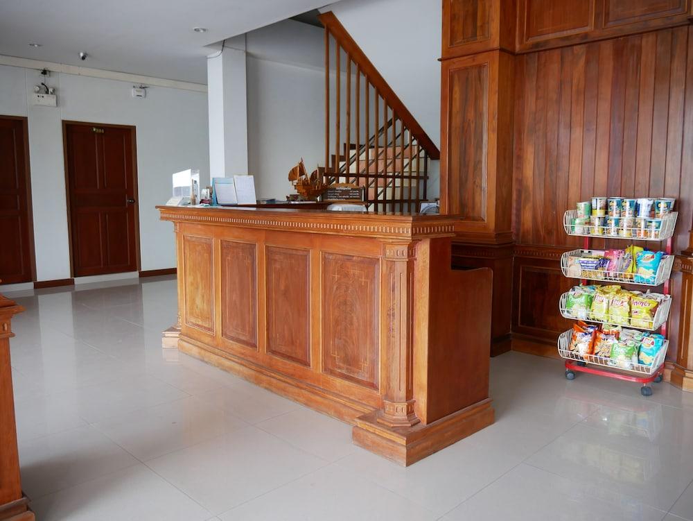 達哈仁努特爾飯店