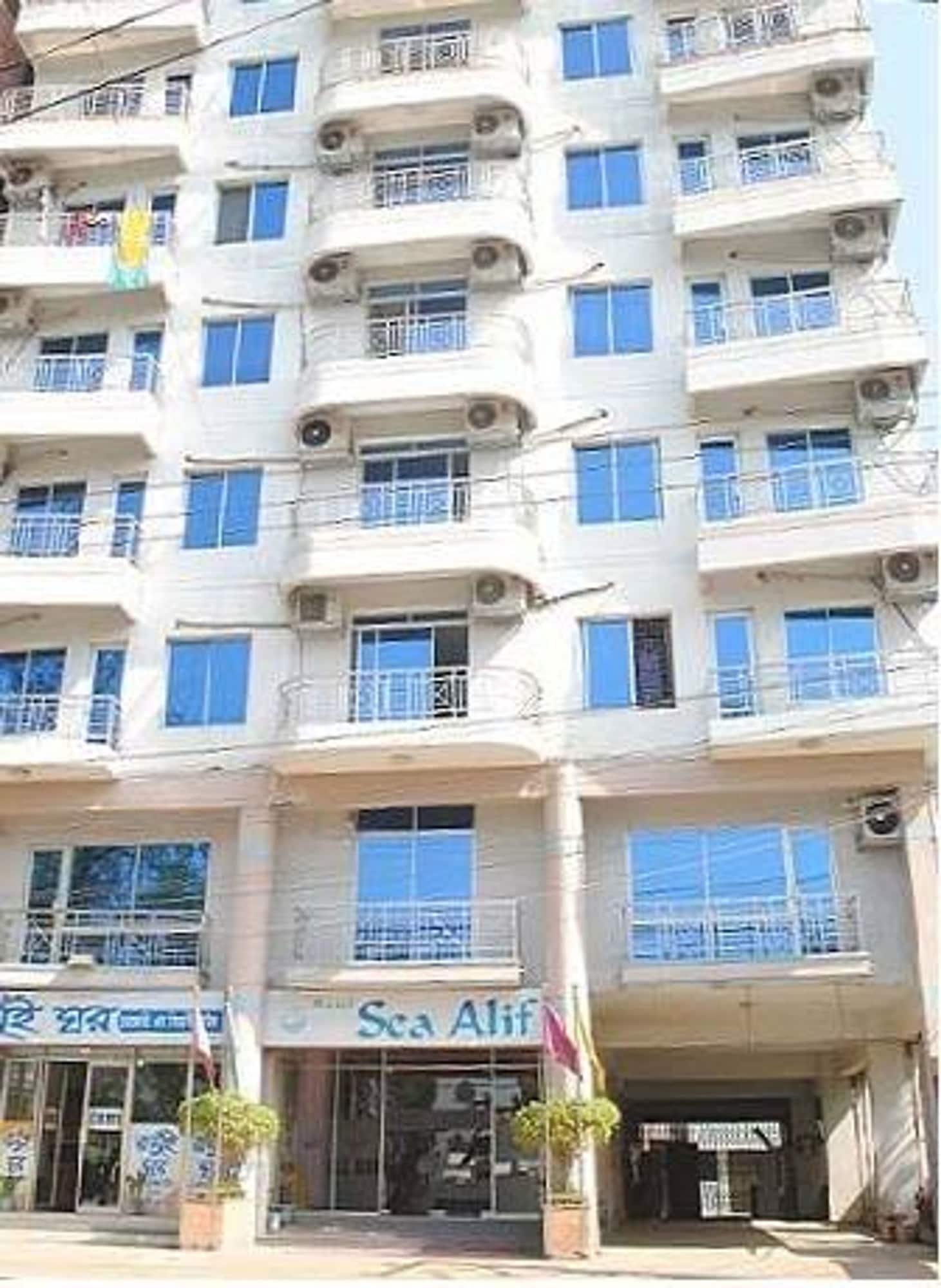 Hotel Sea Alif, Cox's Bazar