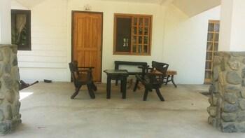 MARGARETT FARM VACATION HOUSE Terrace/Patio